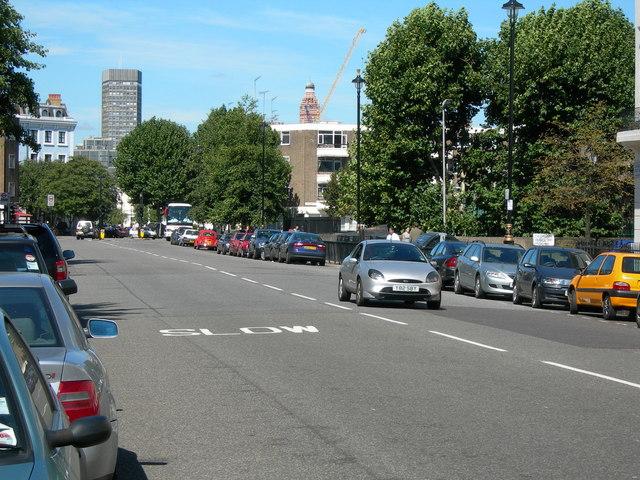 Claverton Street, Pimlico (2)