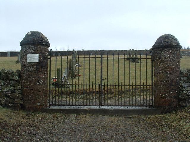 Cemetery Gates, Damside