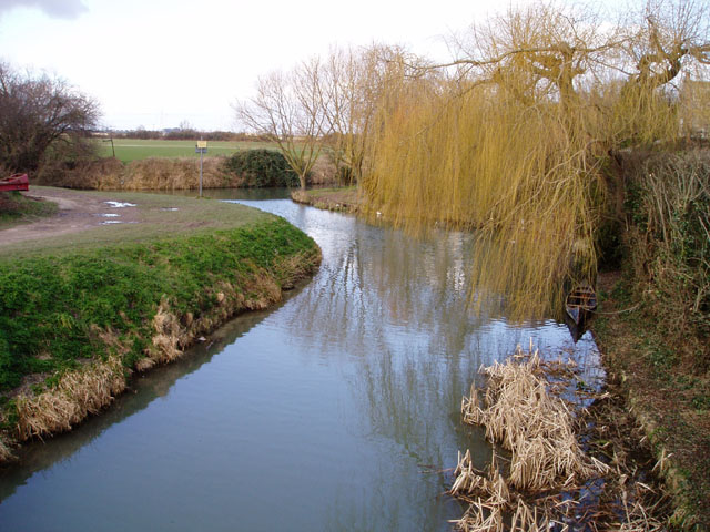 Head of Burwell Lode