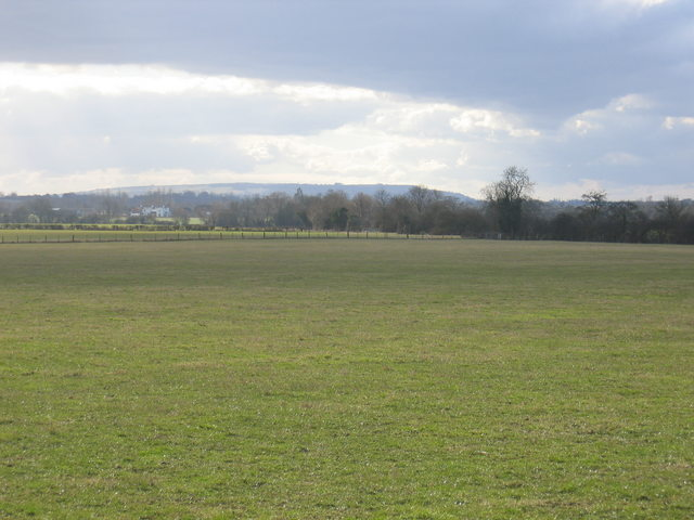 View towards Hillborough Manor
