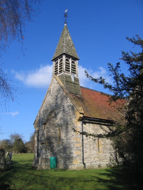 St Milburga's Church tower