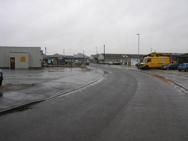 Fairfield Industrial Estate South
