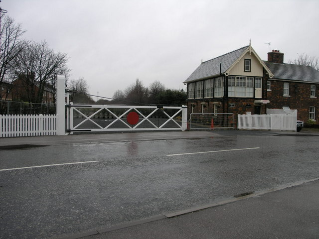 Level Crossing Gone!