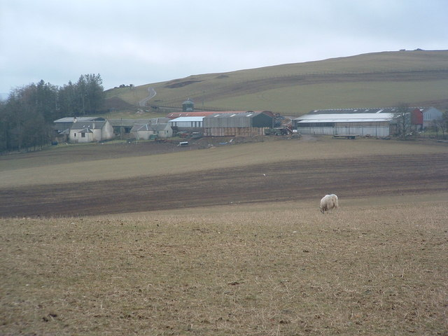 Skirling Craigs Farm