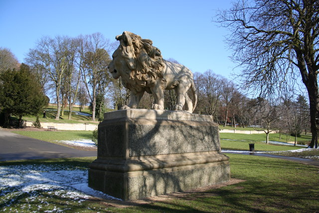 Arboretum Lion