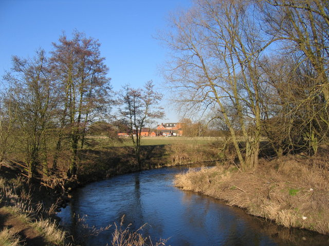 River Arrow and Arrow Mill