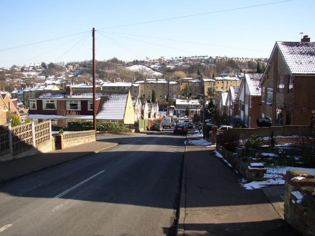 Castlefields Road, Rastrick (SE137218)