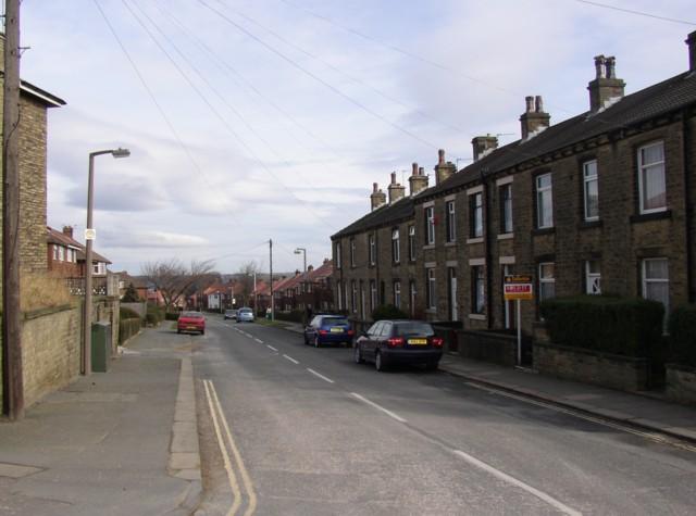 Highfield Road, Rastrick (SE133213)
