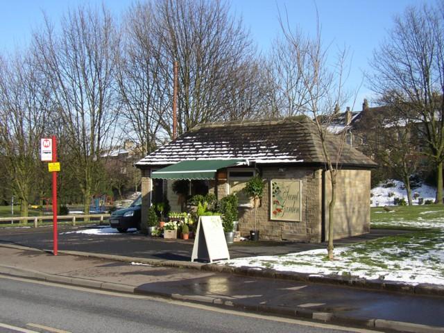 Florist's shop, Bramston Street, Rastrick