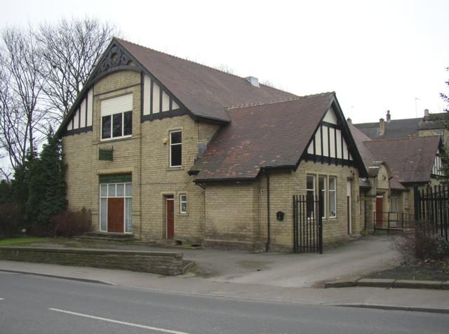 Former St John's Ambulance Hall, Brampton Street, Rastrick (SE142222)