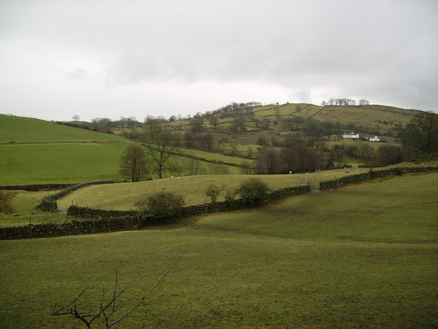 Between Winster and Crook