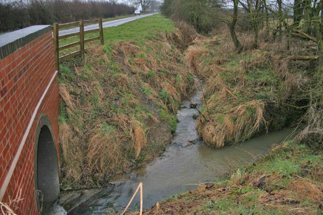 Canal Lane, near Long Clawson