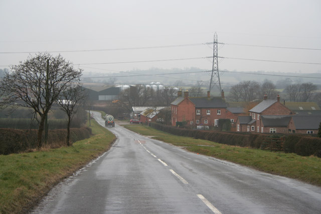 Bridge Farm, near Long Clawson