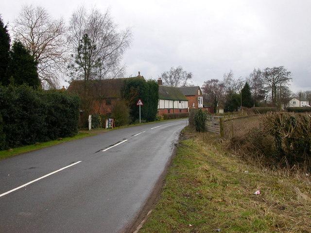 High Cross-Bumble Bee Lane