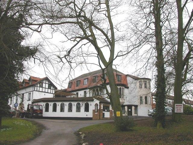 Ullesthorpe Court Hotel