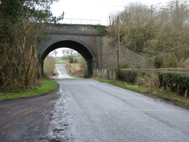 Bullsmill Railway Bridge