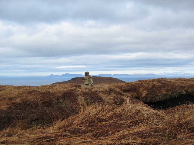 Beinn Bhreac - The Marilyn Summit