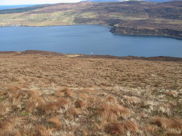 North East Slopes of Beinn Bhreac