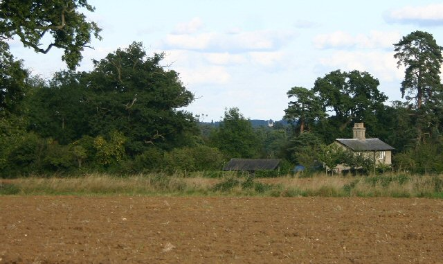 Dairy Wood Cottage, Ickworth Park
