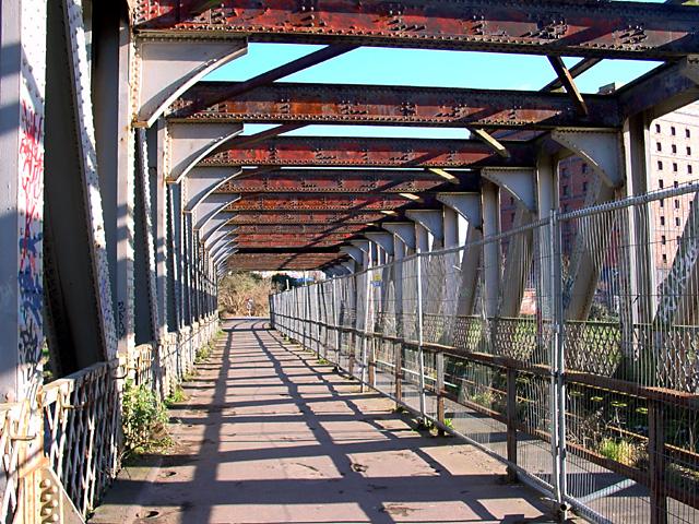 Railway Bridge / Cycle Path