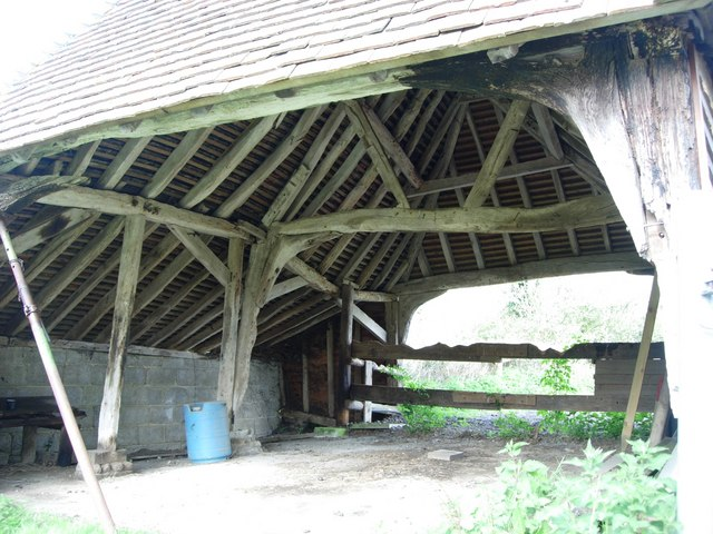 Cart shed-Park Farm-Henfield