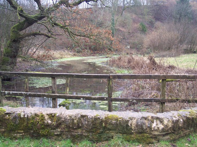 Hilcot Brook near Breakneck Bank