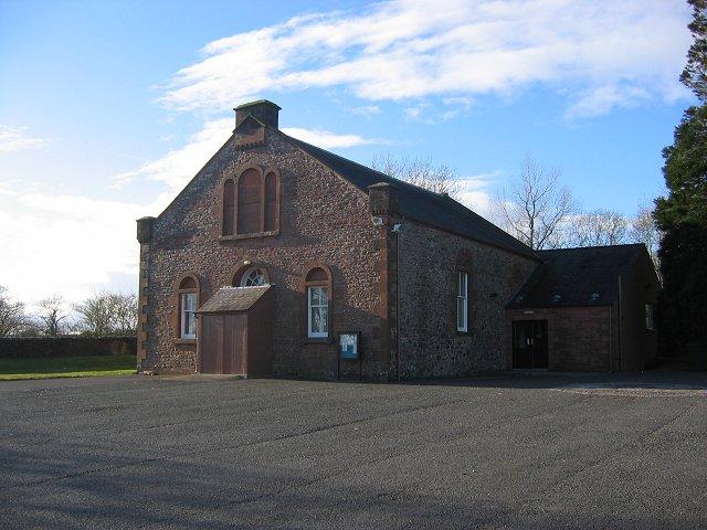 Kirkmichael Hall