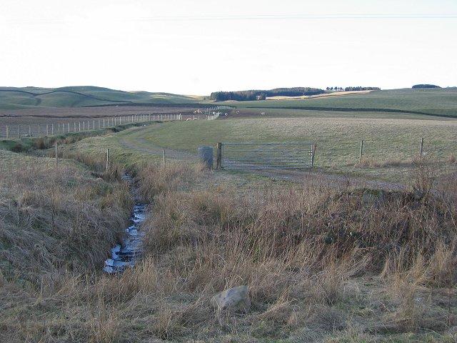 Annandale farmland.