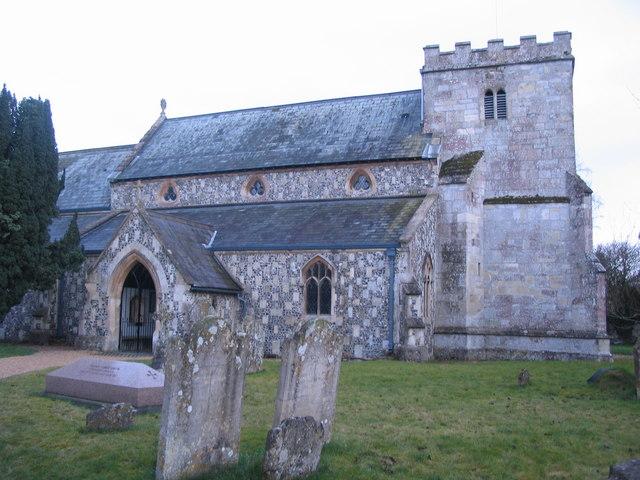St. Marys, Shrewton