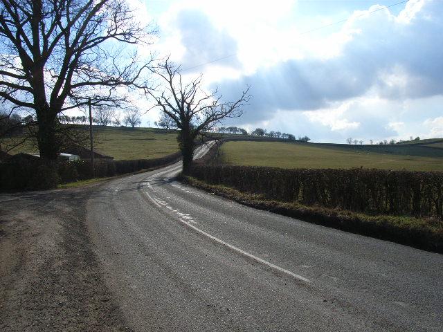 The Westcott to Ashendon road