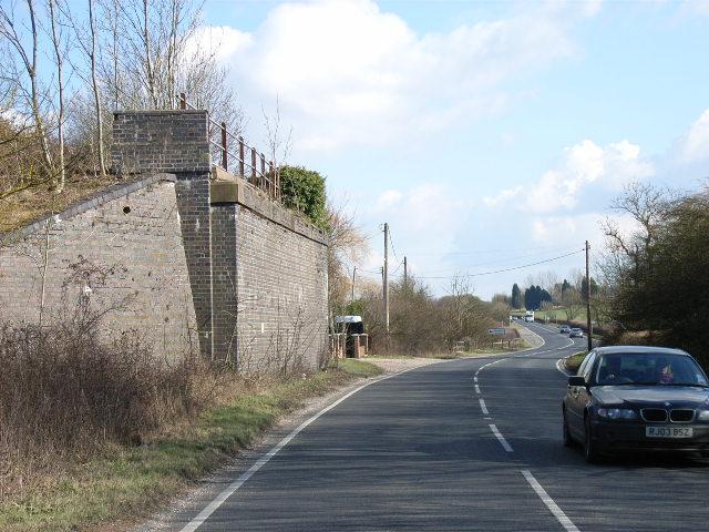 Old railway bridge, Woodham