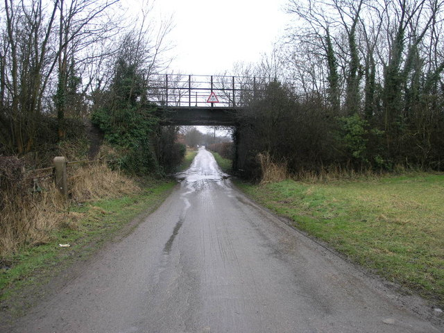 Bridge Over Ings Lane