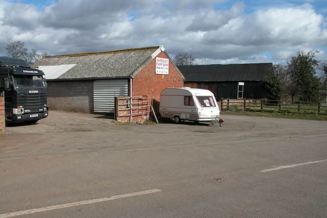 Waresley Farm Shop, Waresley