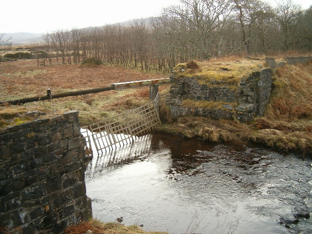 Old Laggan Bridge