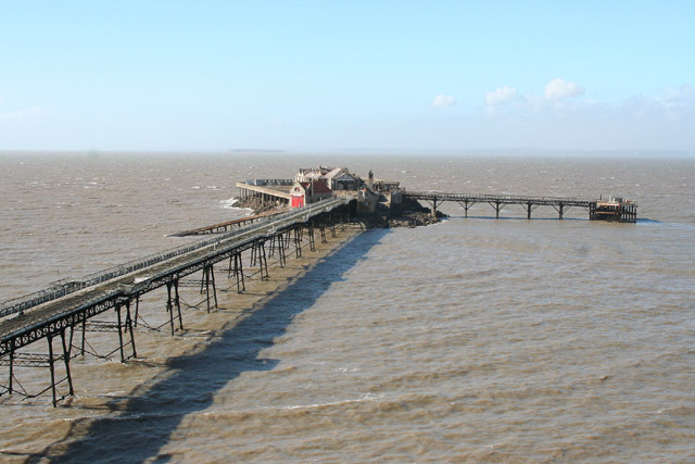 Weston-super-Mare: Birnbeck Pier