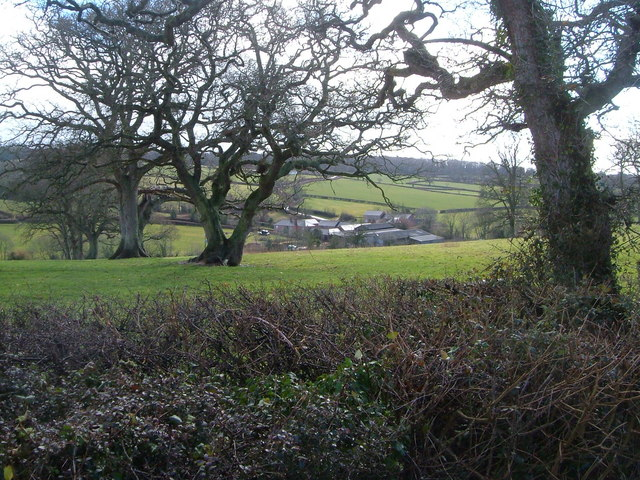 Coombe Farm, near Woodmanton