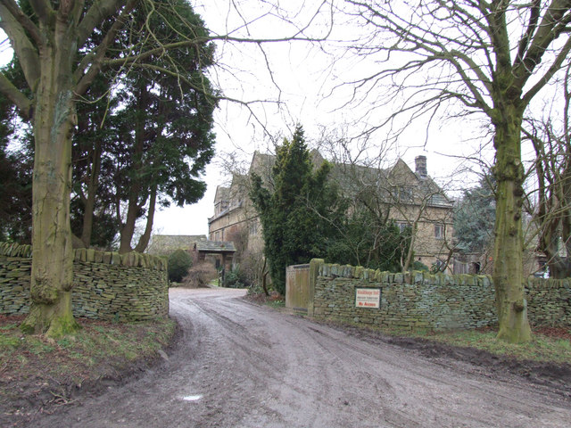 Woodthorpe Hall.