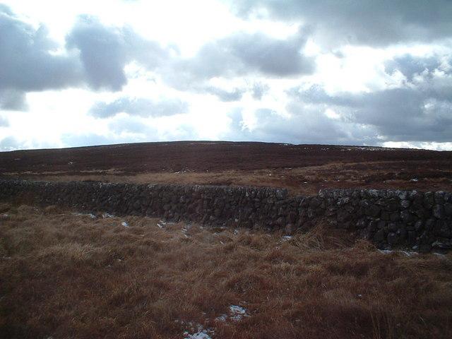 Small Hill spot height 329
