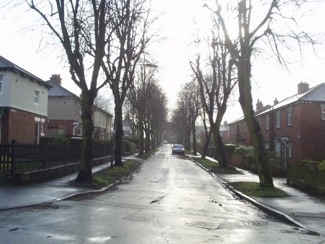 Cragg Avenue, Horsforth