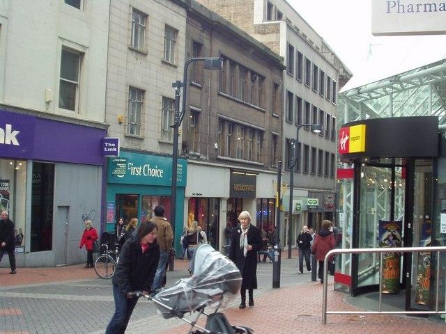 Albion Street, Leeds