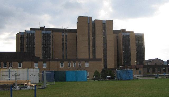 Raigmore Hospital Inverness