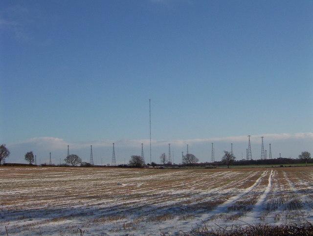 Skelton Transmitting Station