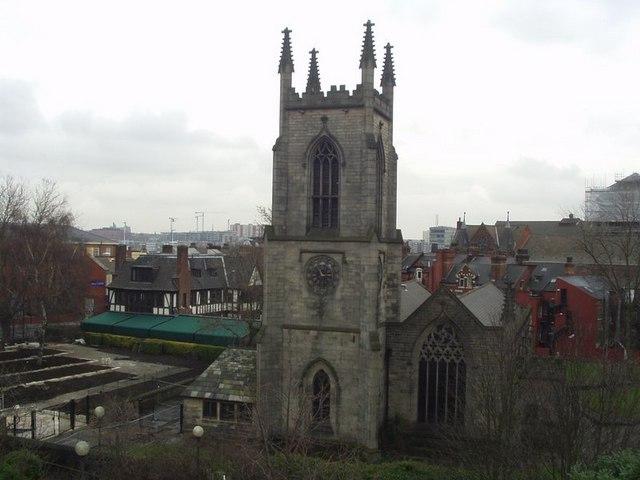St John's Church, New Briggate