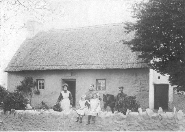Abergefryn, Capel Seion, circa 1910