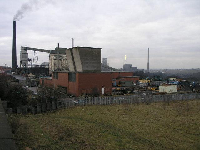 Monckton Coke Plant