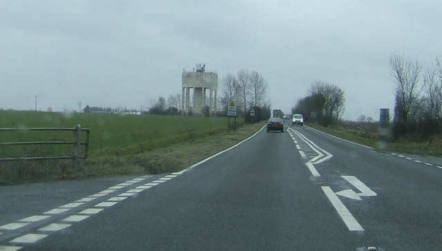 Water tower A140
