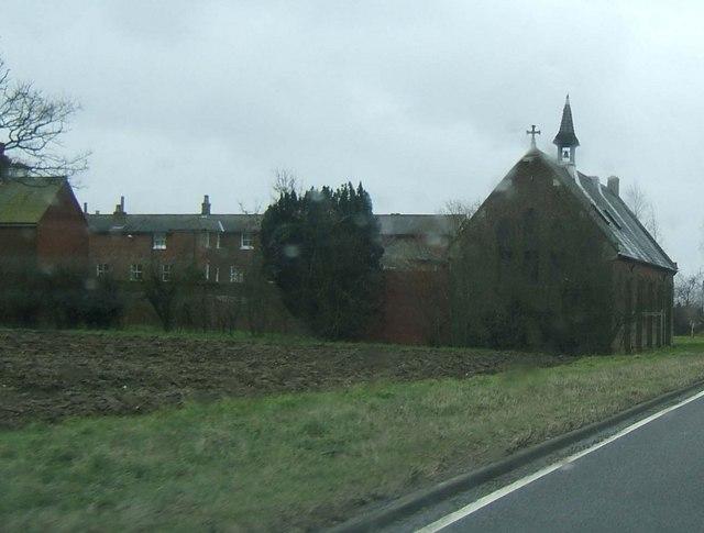 Old church A140