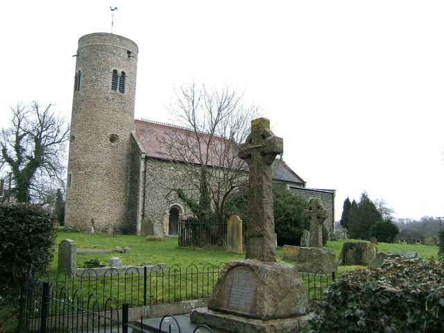 St Mary's at Gissing