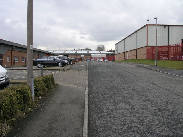 Grange Lane Industrial Estate