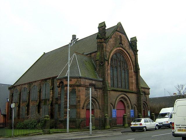 Victoria Tollcross Church, Glasgow